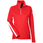 Ladies Milford Proving Ground Under Armour Pullover Red