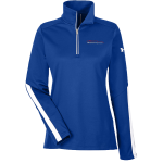 Ladies Milford Proving Ground Under Armour Pullover Royal